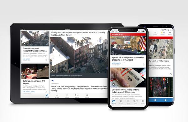 WABC Eyewitness News App