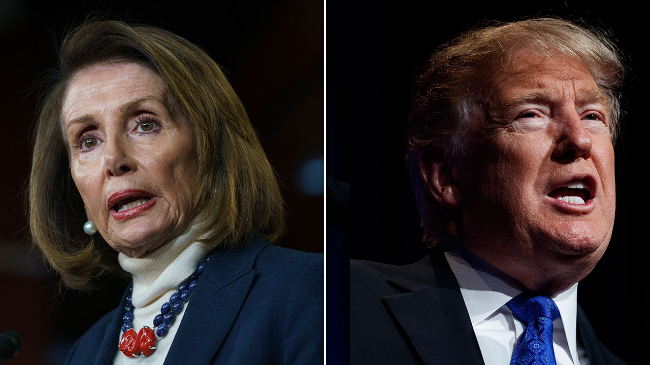 Pelosi officially invites Trump to deliver State of the Union address
