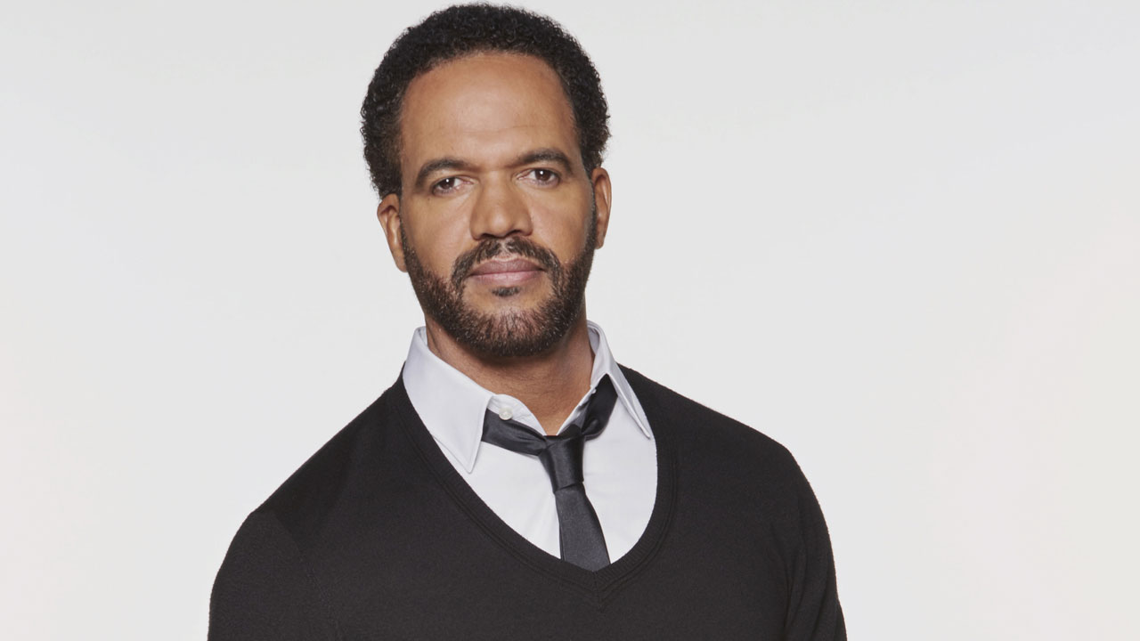LOS ANGELES - APRIL 20: Kristoff St. John plays Neil Winters on THE YOUNG and THE RESTLESS.