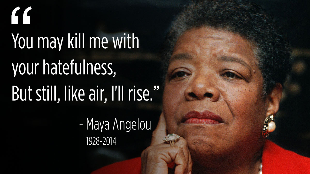 Maya Angelou quotes: Inspiring words to mark anniversary of her ...
