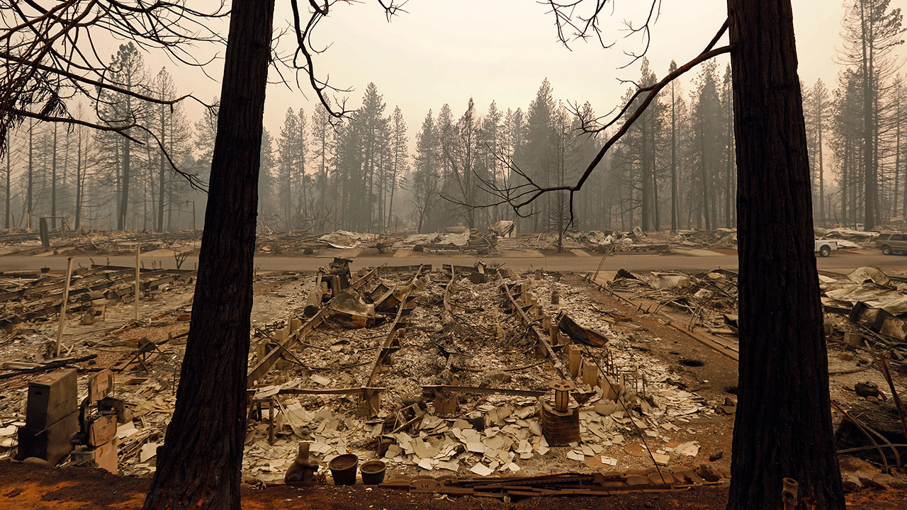 Camp Fire is deadliest wildfire in California history