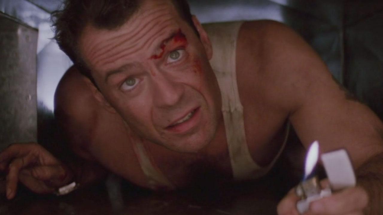 New York, Los Angeles police trade 'Die Hard' tweets