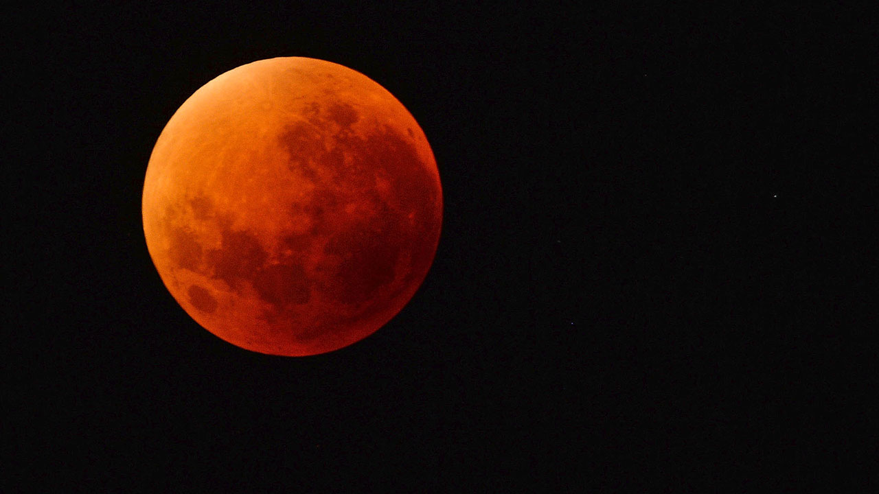 When is the super blood wolf moon? What to know about this weekend's sky show