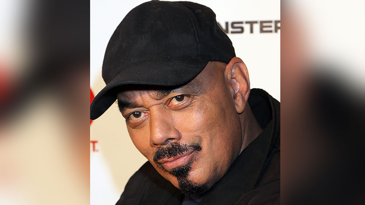 Singer James Ingram seen at a benefit gala on Dec. 12, 2013 on the campus of UCLA in Los Angeles.