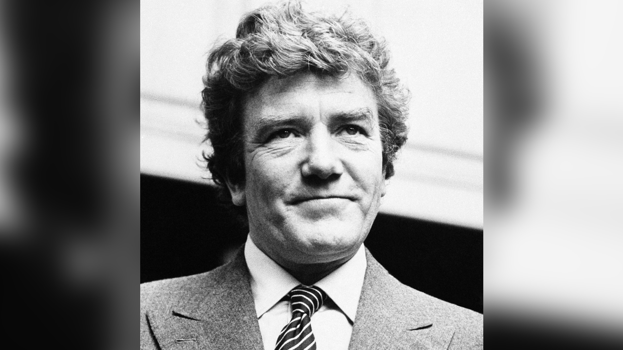 Actor Albert Finney, at St. Pauls Church, Convent Center in London, Thursday, Sept. 18, 1980 for the memorial service for Kenneth Tynan.