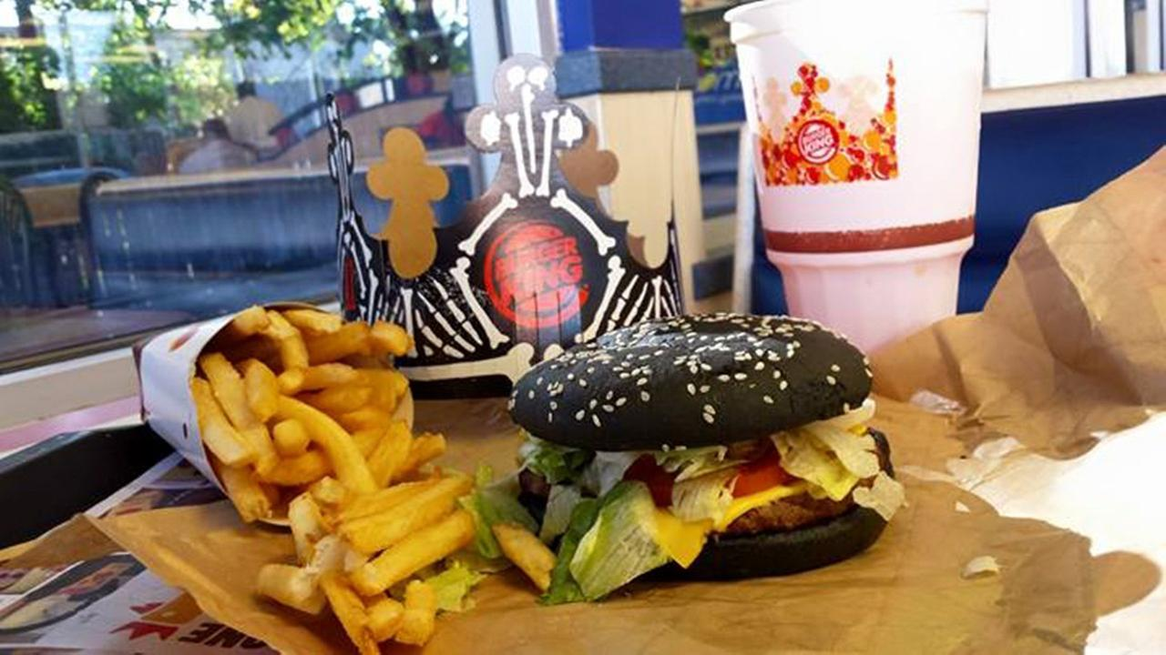 Many claim the new Halloween Black Whopper sold at Burger King is causing them to have green-colored poop.