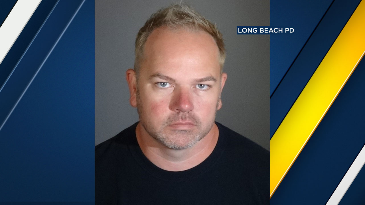 Andrew Bueno Potts, 43, of Long Beach is accused of sexually assaulting a 17-year-old boy.