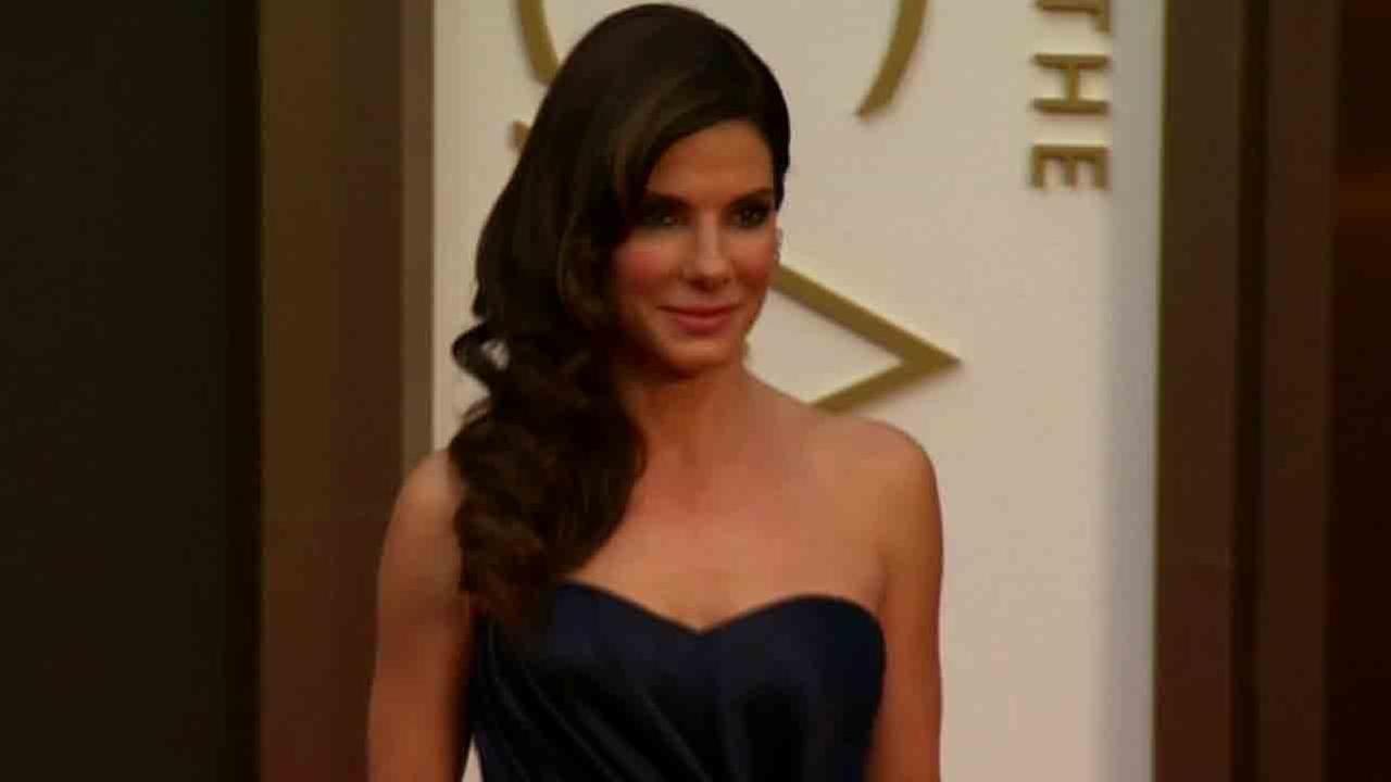 Actress Sandra Bullock appears in this undated file photo.