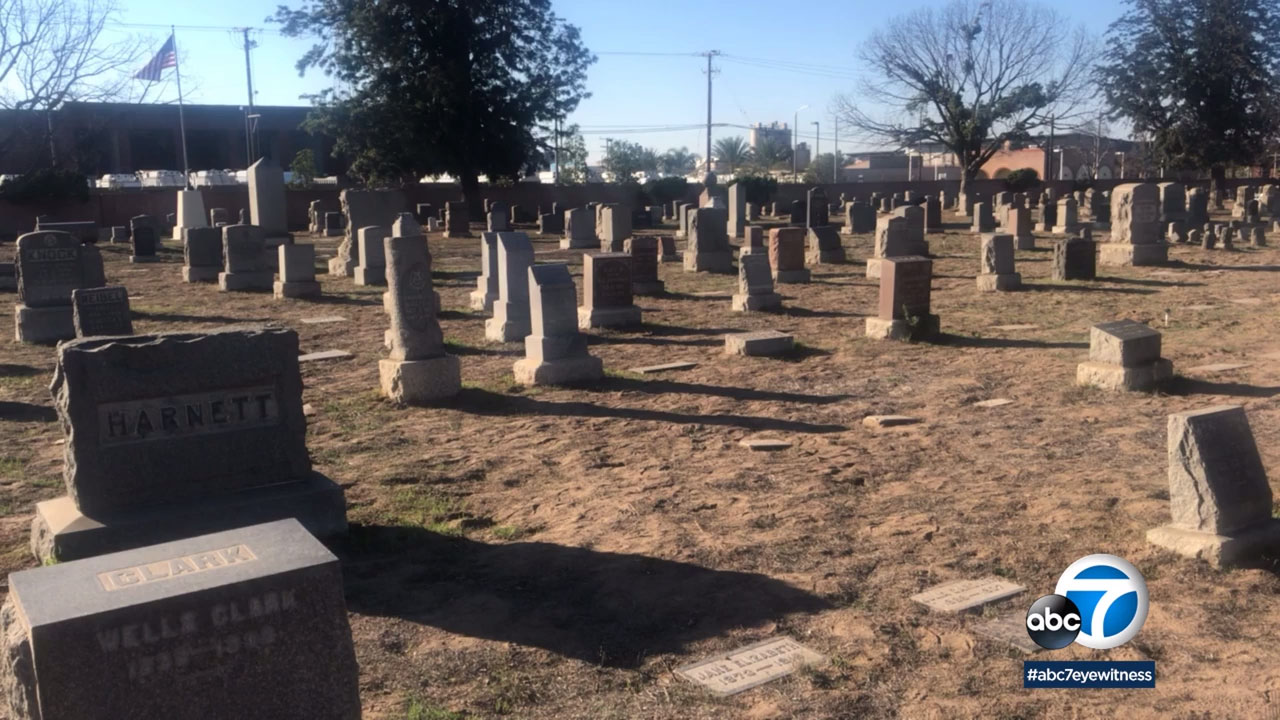 Sunnyside Cemetery in Long Beach offers a tour that looks at the lives of people buried from the mid-1800s to the early 1990s.