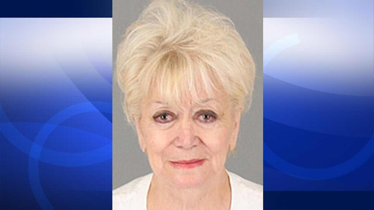 Thelma Trachy, 75, of Murrieta was arrested on suspicion of driving under the influence near Railroad Canyon and Summerhill drives in Lake Elsinore on Friday, Oct. 9, 2015.
