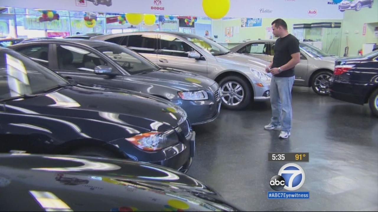 With car sales on the rise, Americans now have $1 trillion in outstanding car loans and leases.