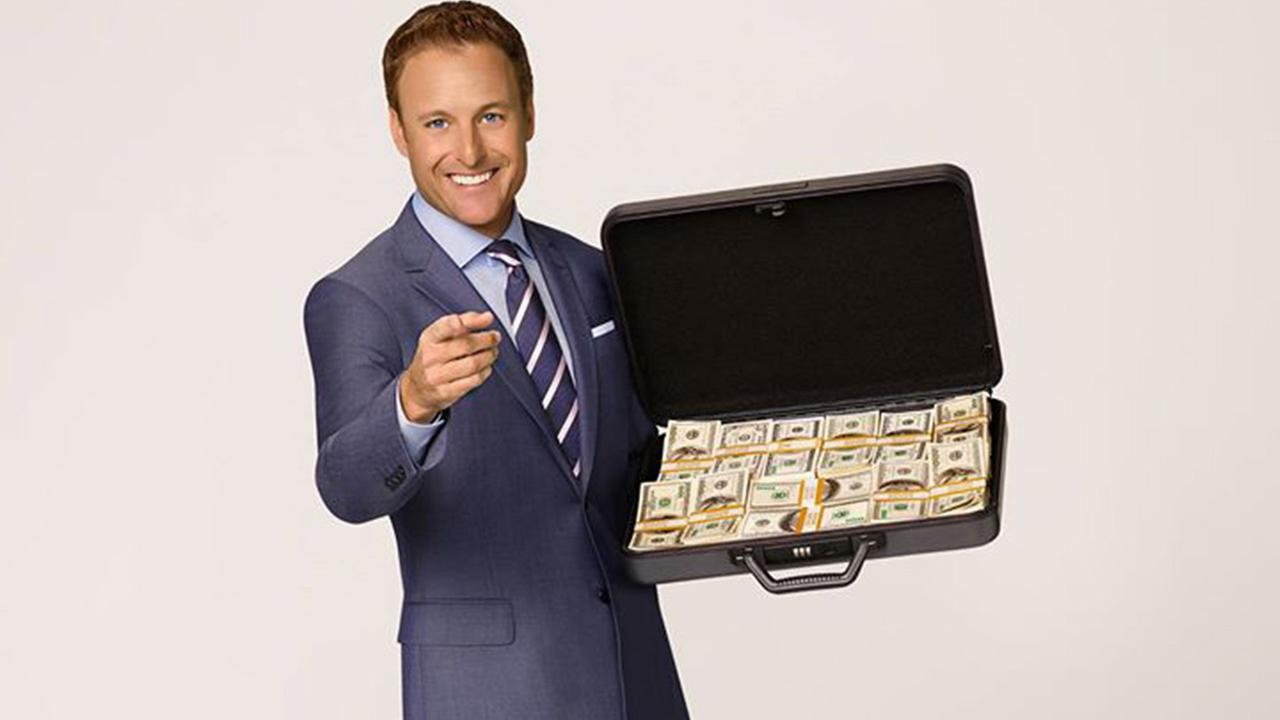 Who Wants To Be A Millionaire host Chris Harrison.