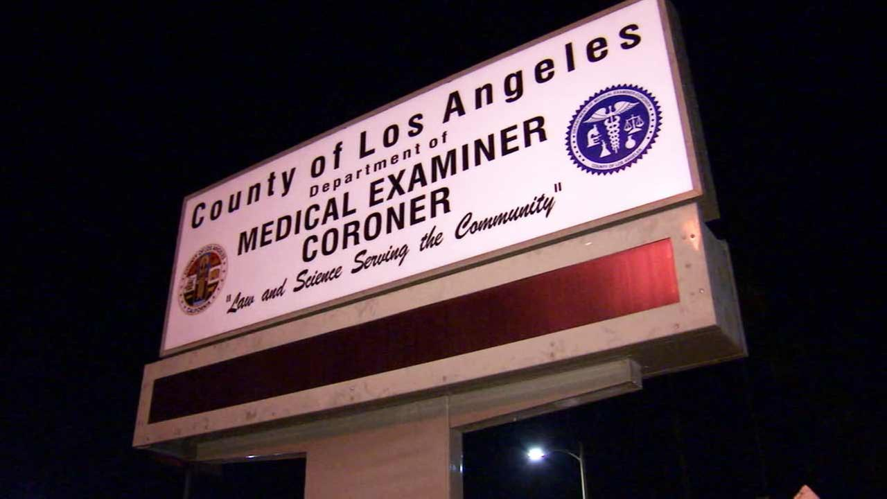 OneLegacy, a nonprofit organ and tissue recovery organization, transports organs and tissue from the Los Angeles County Medical Examiner-Coroners Office.