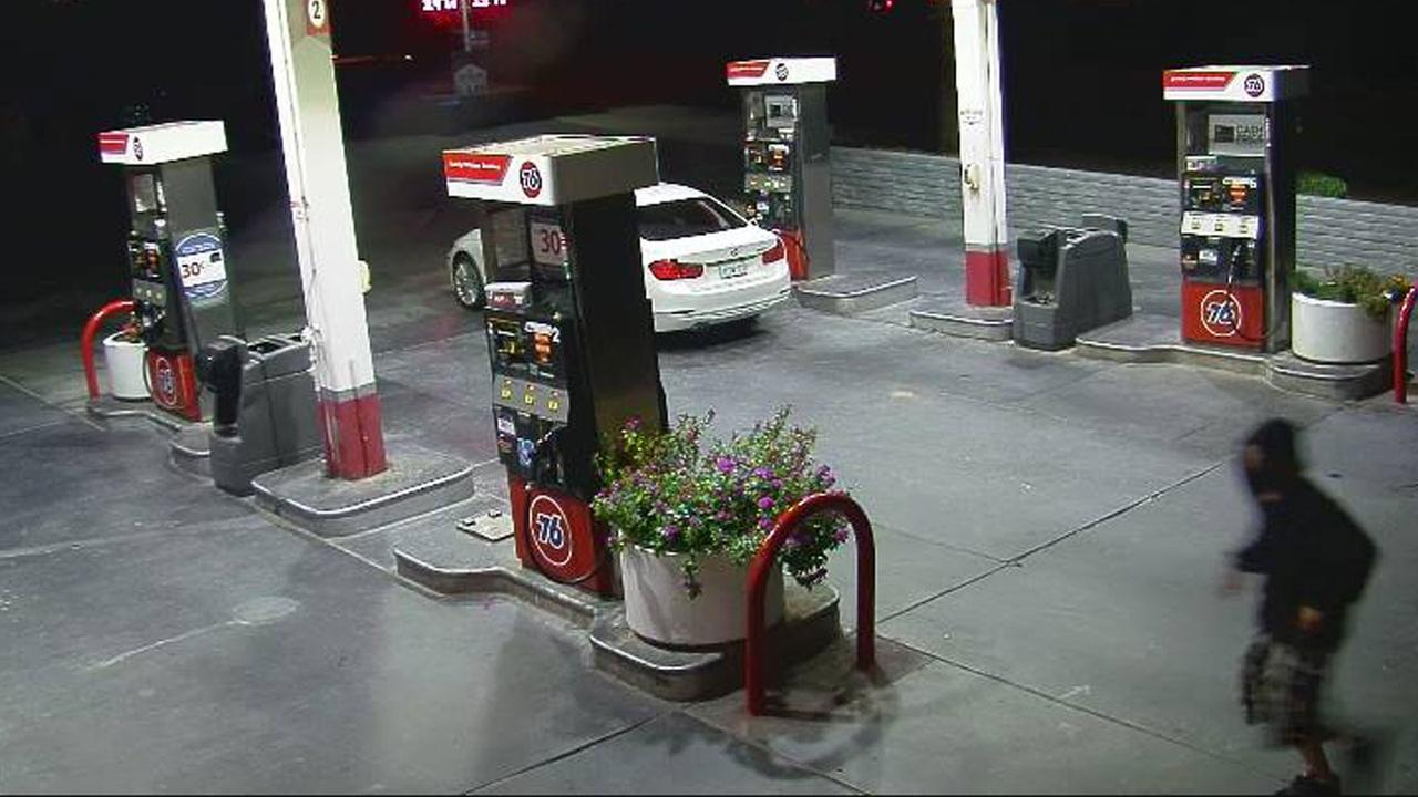 Image result for robbing gas station