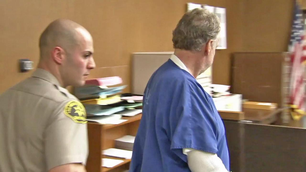 Former Telfair Elementary School teacher Paul Chapel is shown in court in this undated file photo.