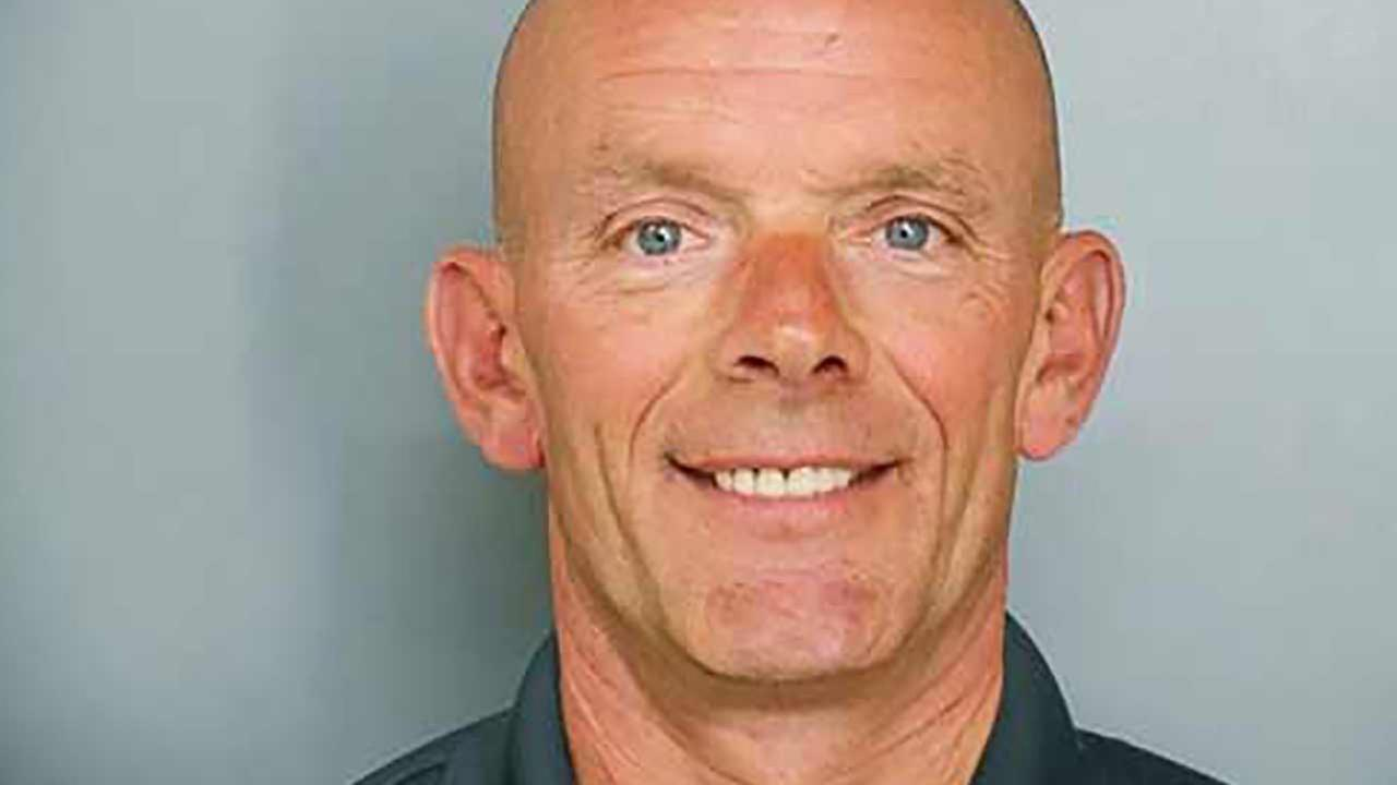Joseph Gliniewicz is seen in this photo.