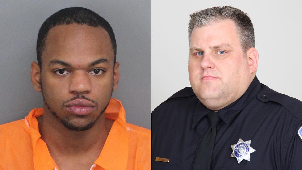 Archie Green III (left), Bryce Hanes (right).