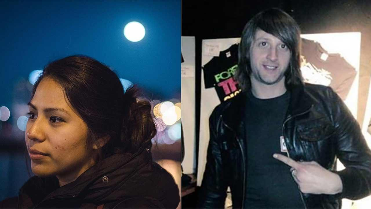 Nohemi Gonzalez, 23, of El Monte (left) and Nick Alexander, 36, of Colchester, England (right) were killed in the terrorist attack in Paris on Friday, Nov. 13, 2015.
