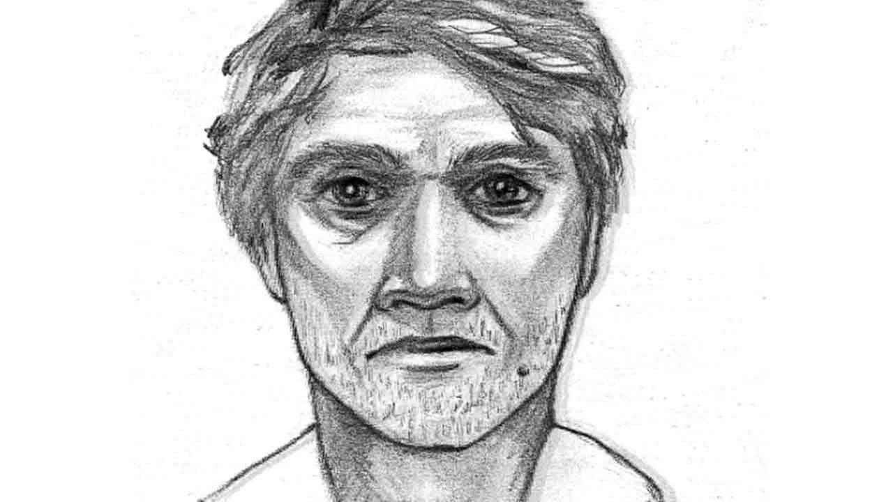 A composite sketch shows the suspect who allegedly kidnapped a UC Riverside student from a campus parking garage Sunday, June 8, 2014.