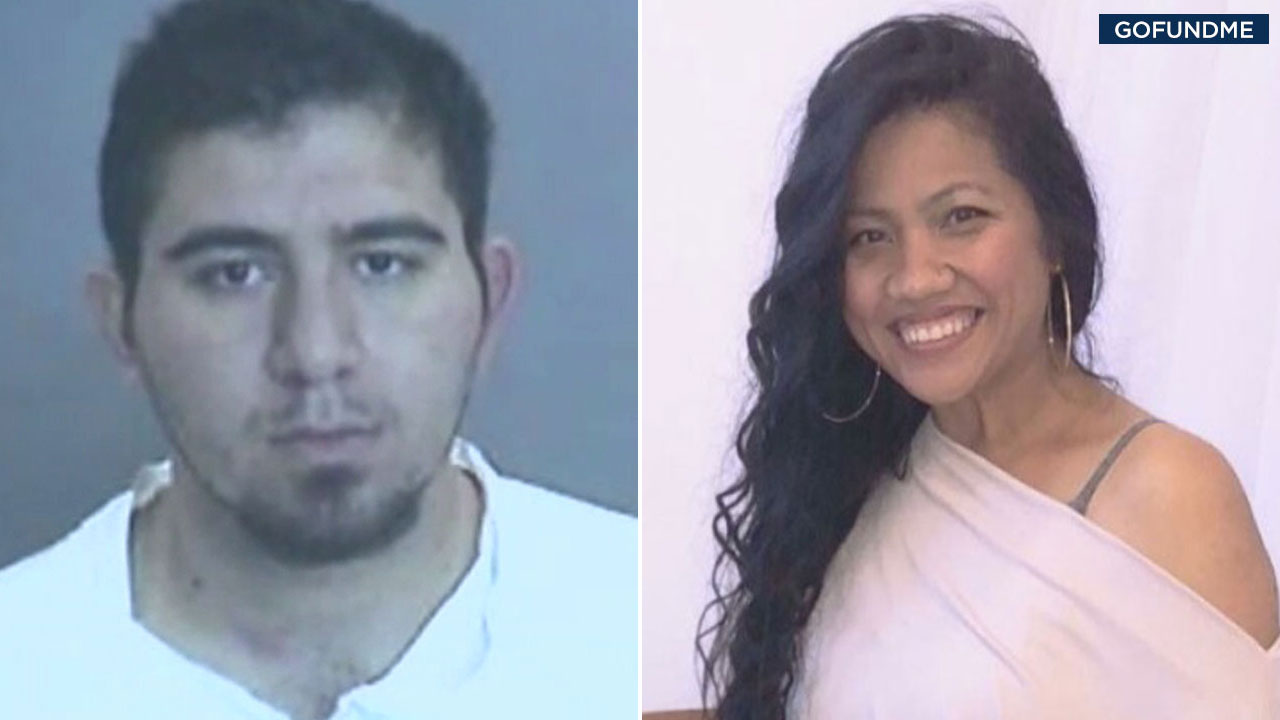 Amer Alhasan, 28, is shown alongside an undated image of Tiyanie Ly, 38.