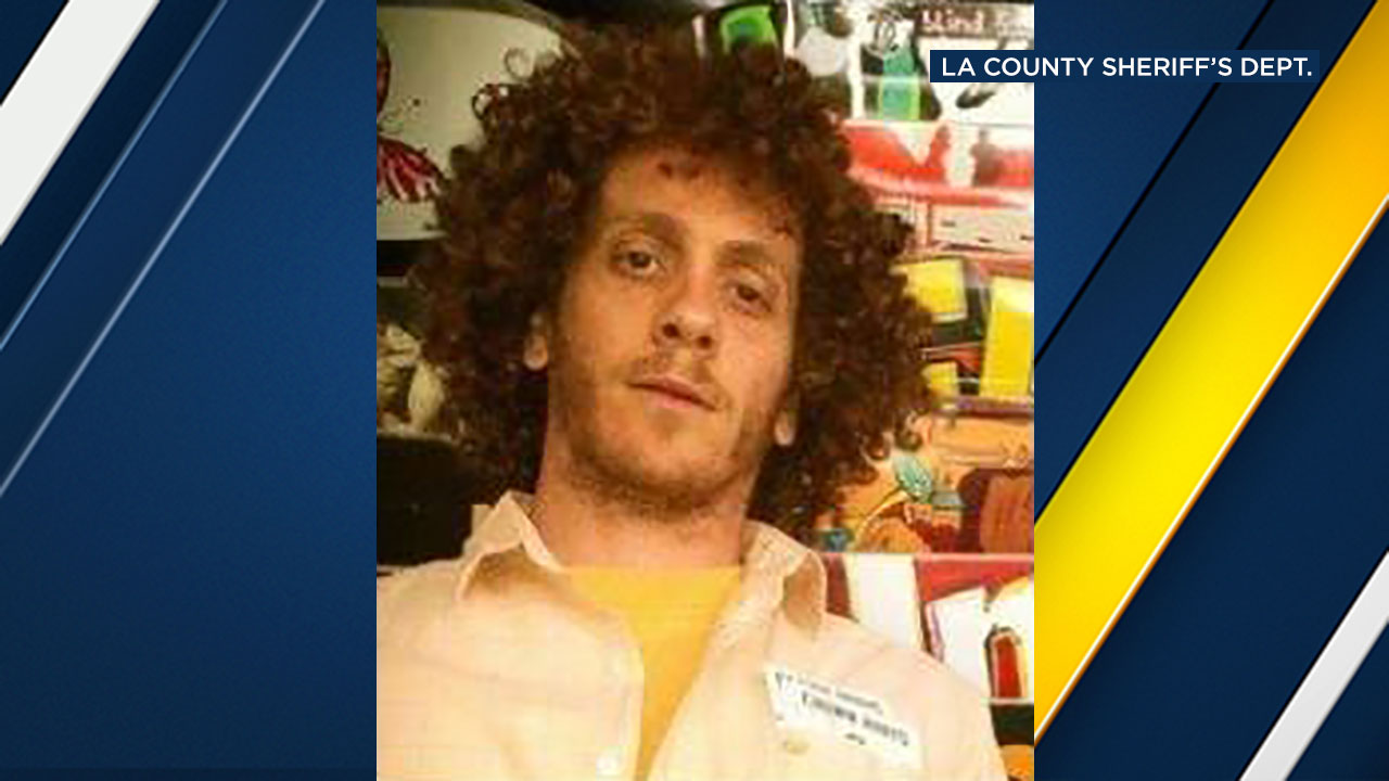 Ryan Venti is wanted for questioning regarding a Diamond Bar house fire.