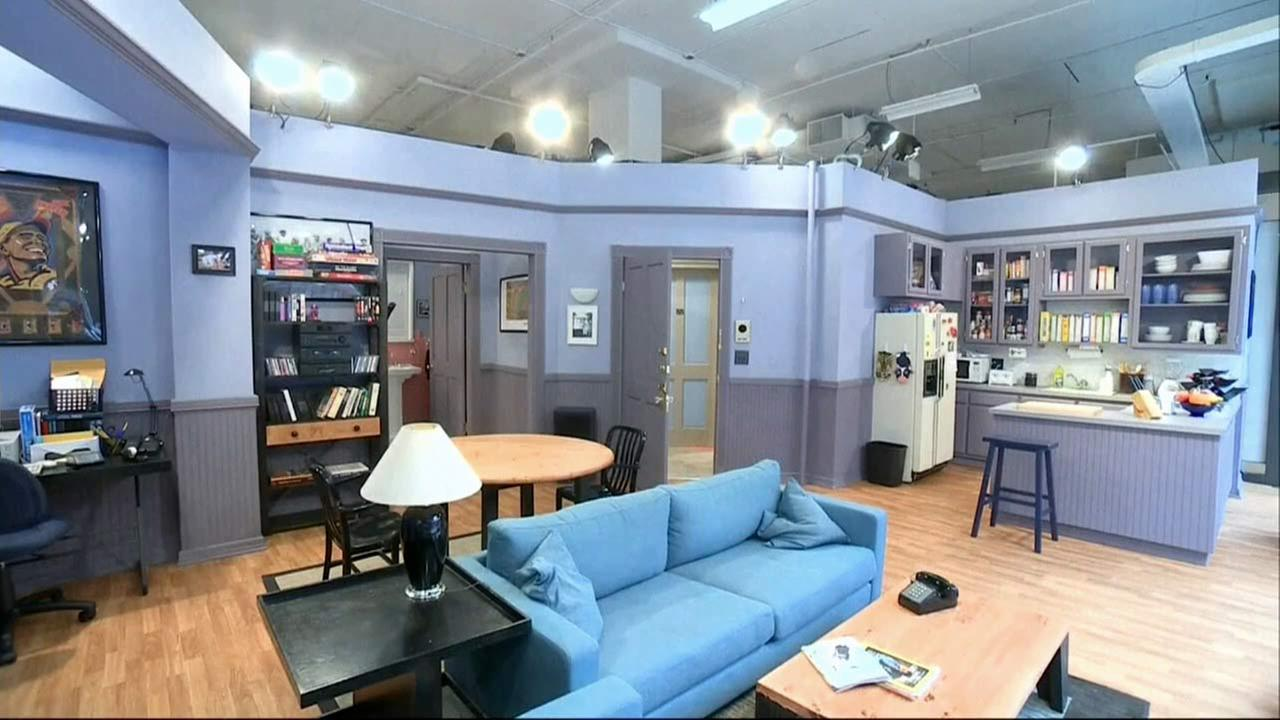 Seinfeld: The Apartment features a replica of Jerrys iconic Upper West Side apartment.