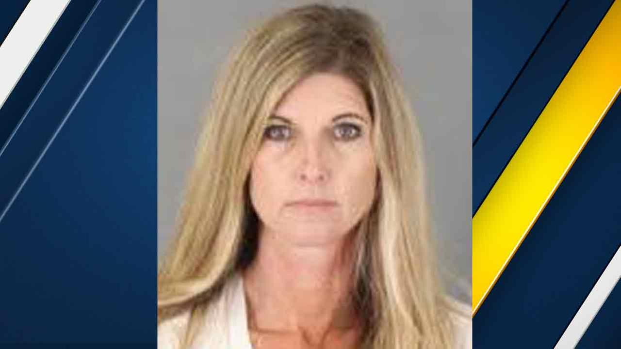 Teacher charged sex