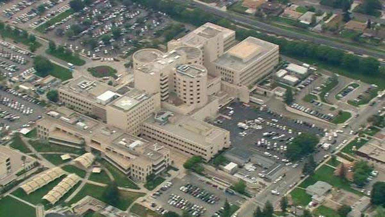An aerial view of Loma Linda University Medical Center is seen in this undated file photo.