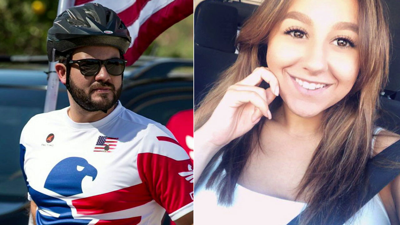Two victims of the Borderline Bar and Grill shooting, Marine veteran Daniel Manrique and bar cashier Kristina Morisette, were laid to rest Friday.