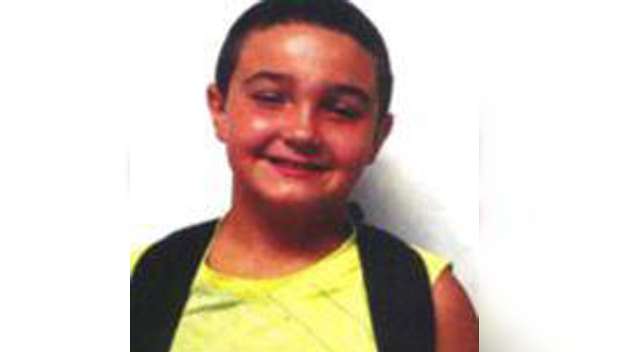 An undated photo of Kayson McLane, 11.