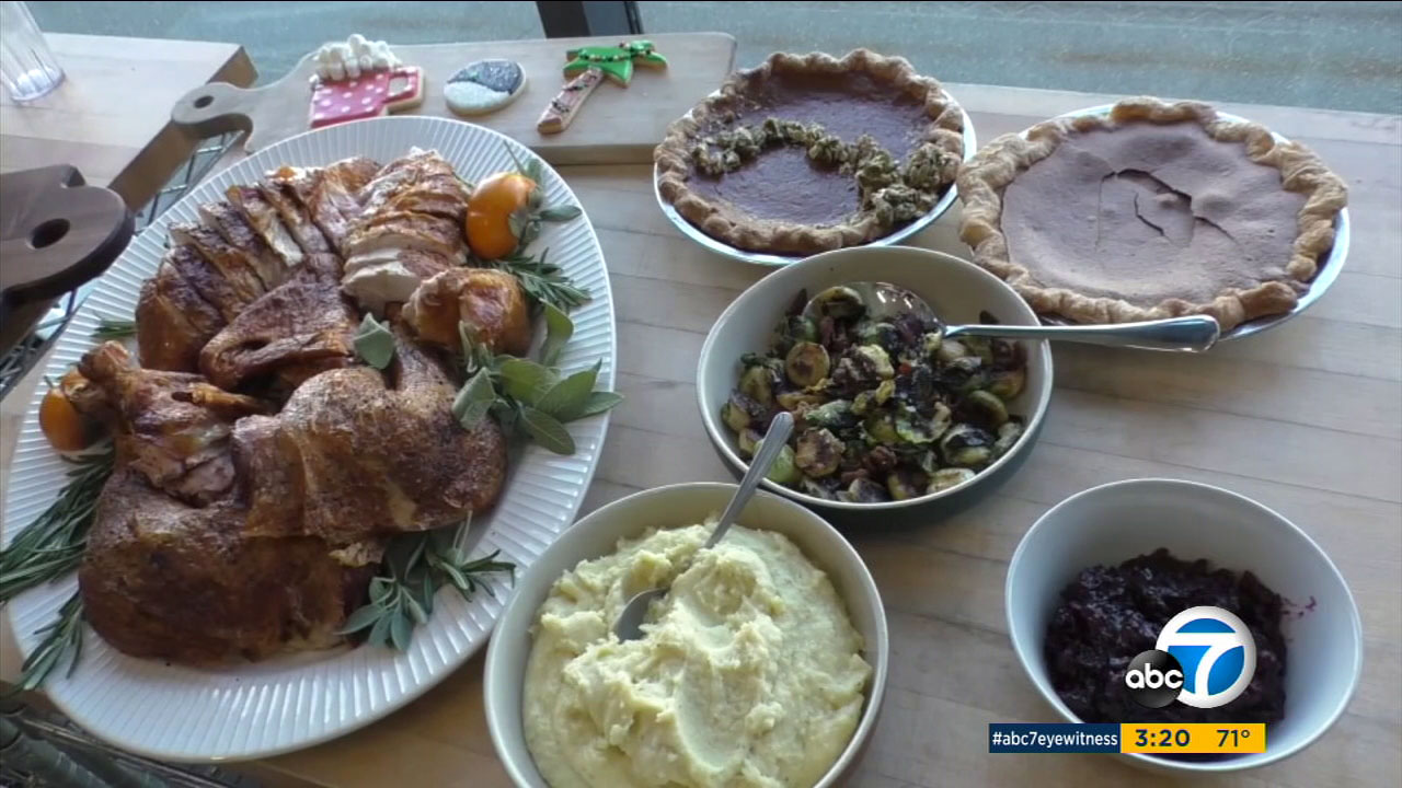 Dairy, nuts and gluten are common ingredients in a Thanksgiving spread, but for those with allergies or dietary concerns, there are healthy alternatives.