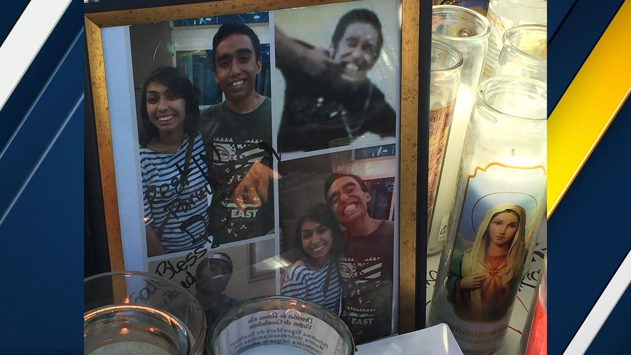 Highland Park community grieves student killed in crosswalk