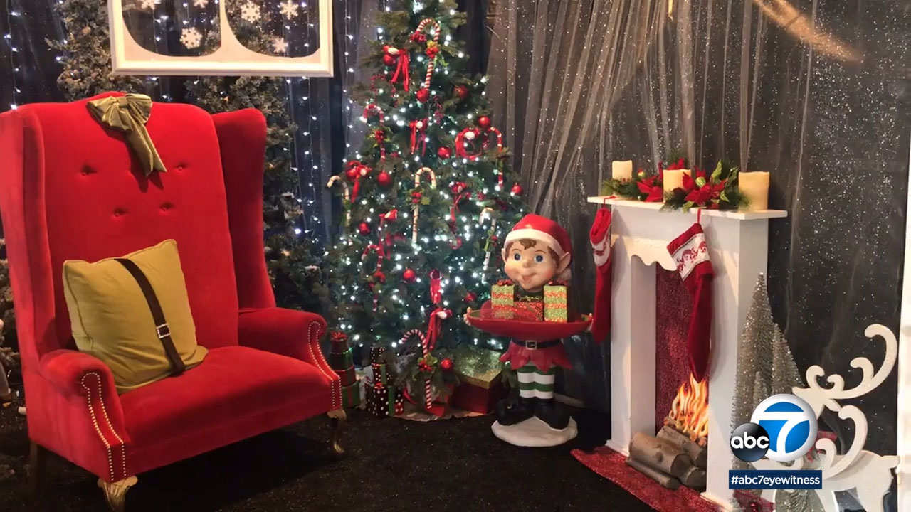 The 35th Annual Holiday Festival and Winter Wonderland is bringing holiday fun to the Torrance Medical Center.