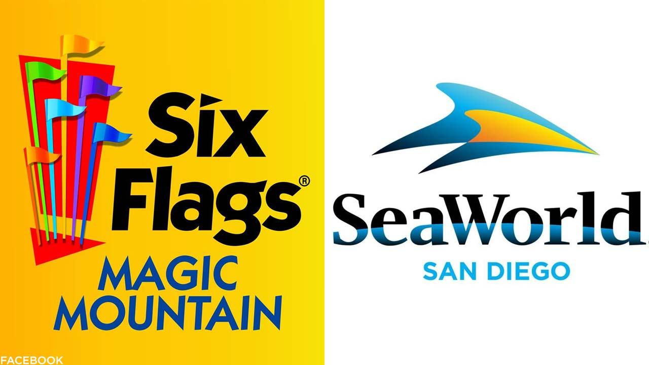 SoCal storm: Six Flags, SeaWorld closed due to rain