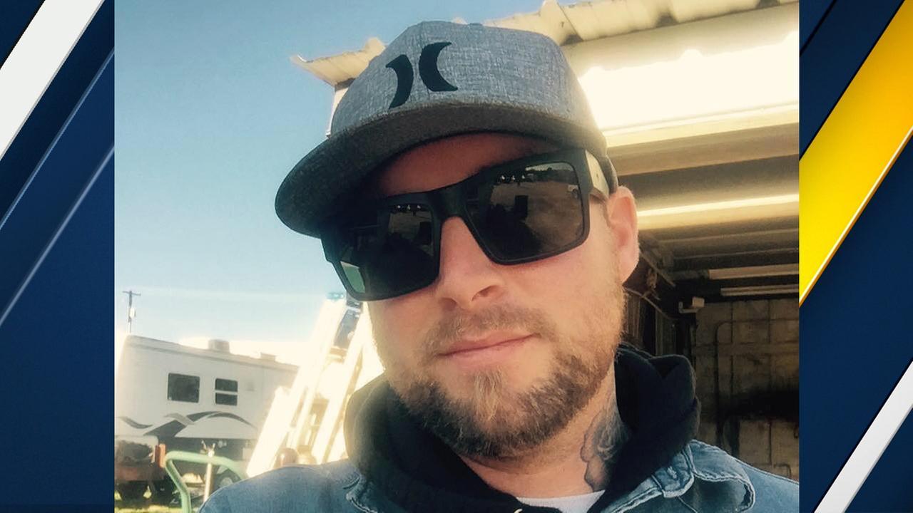 Brandon Ellis, 29, is shown in an undated photo.