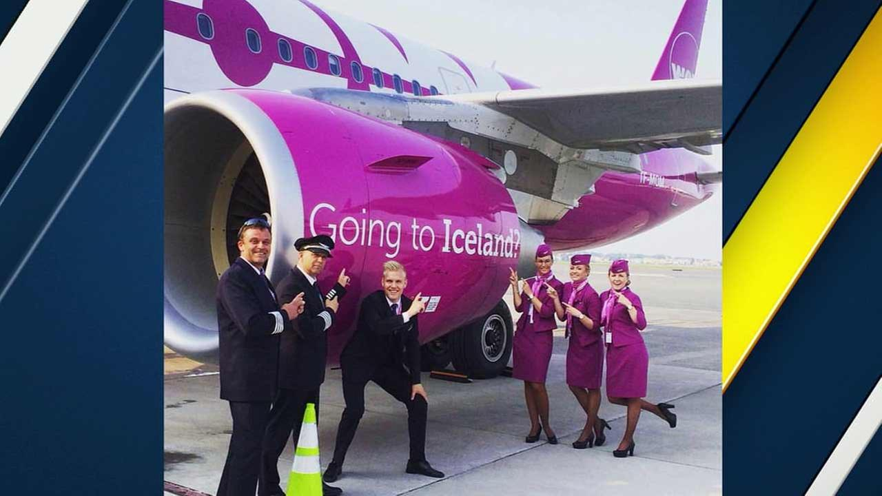 Flights From Lax To Iceland And Europe Coming In June 2016