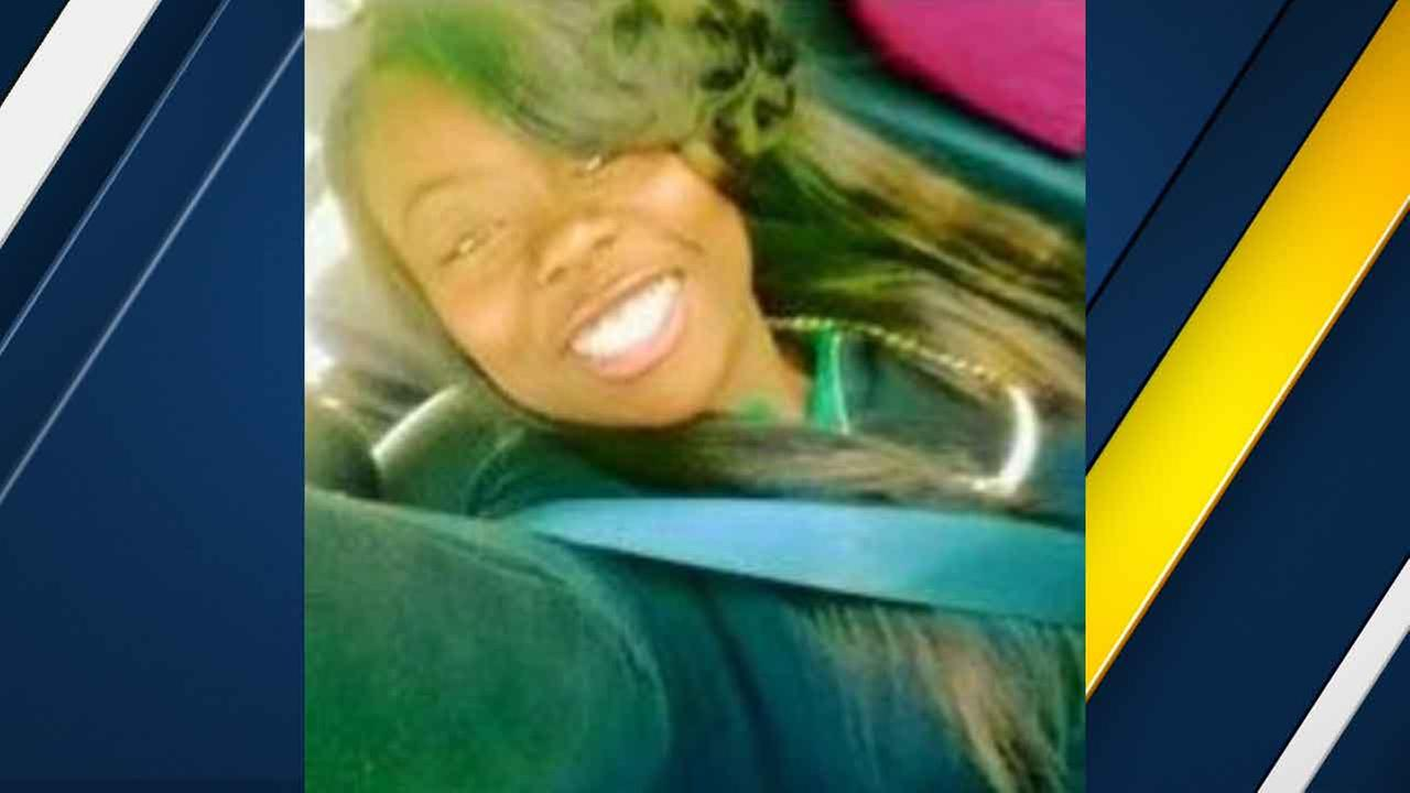 Cyjai Bell, 16, seen in an undated photo released by family members. She was one of two people killed in a South Los Angeles shooting Saturday, Jan. 23, 2016.