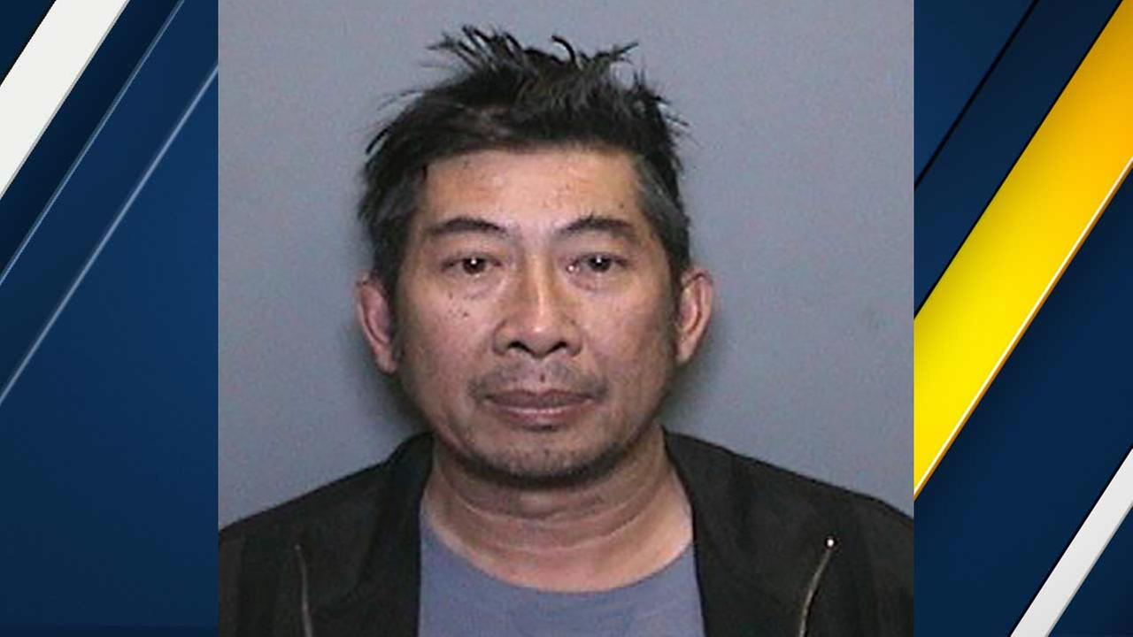 Loc Ba Nguyen was arrested on suspicion of sending into prison an article useful for an escape, Orange County Sheriffs Capt. Jeff Hallock said during a press conference Monday.