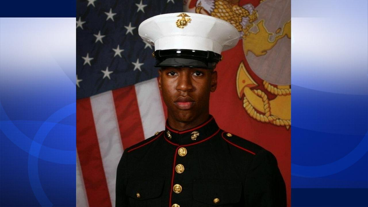 Lance Cpl. Steven P. Stevens was killed in combat in Afghanistan in June 2012.