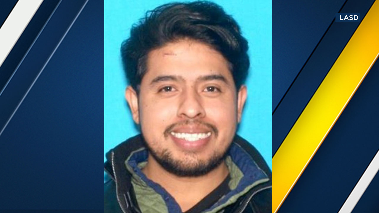 Nimrod Perez Guerrero, 33, is wanted in the double murder of a mother and daughter in Monrovia.