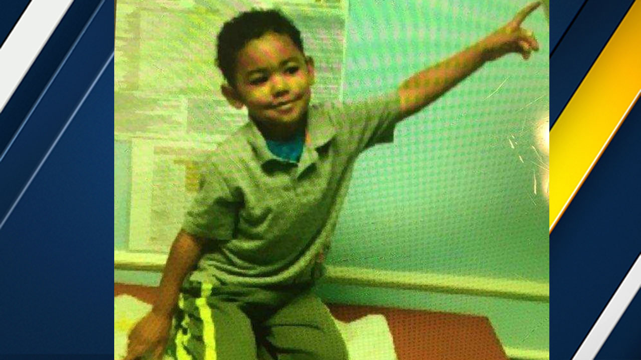 Police are looking for help finding Lorenzo Capriccio, 5, who is missing in the Los Angeles area.