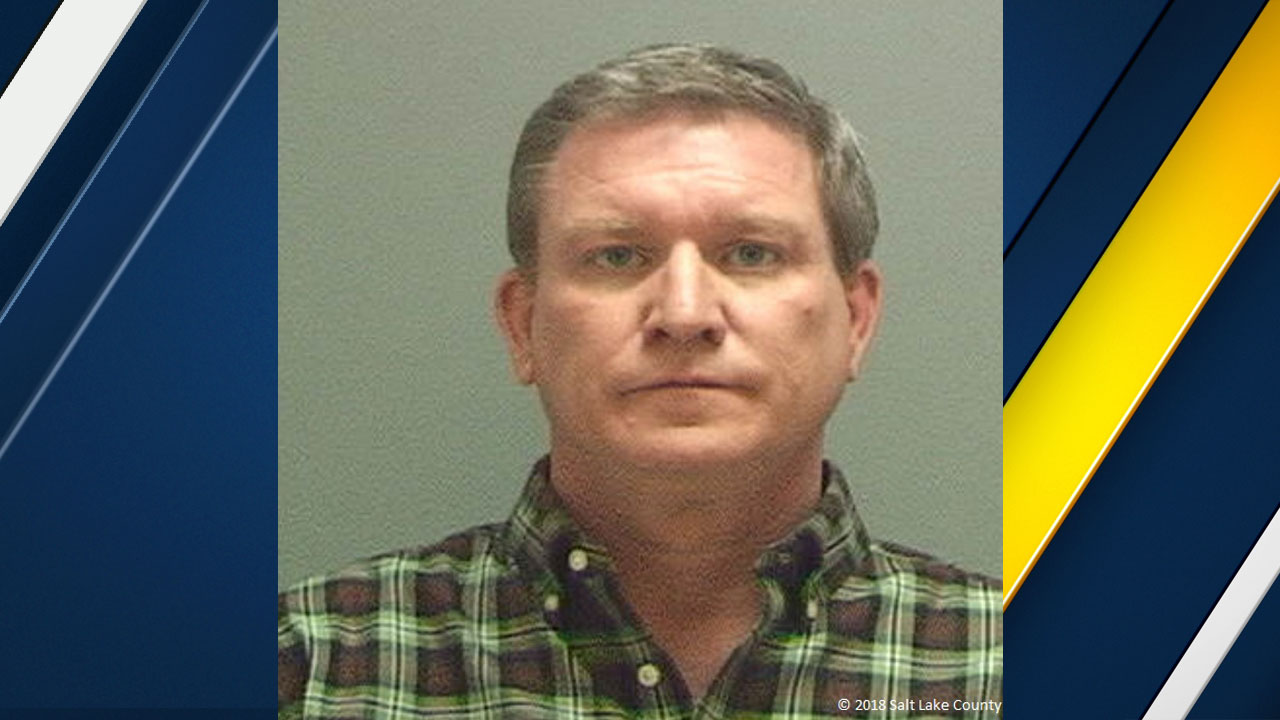 Stoney Westmoreland, 48, is shown in a mugshot provided by authorities in Utah.