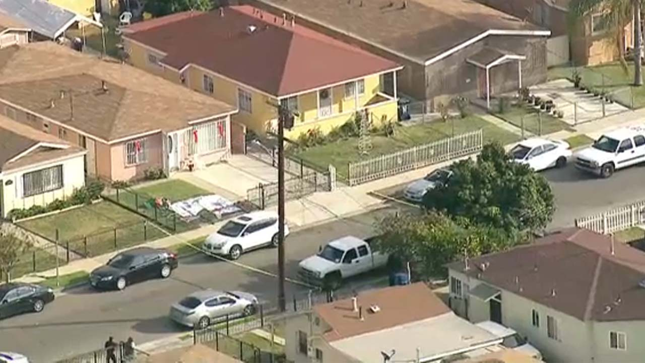 A woman was fatally stabbed in Compton on Monday, Dec. 17, 2018.
