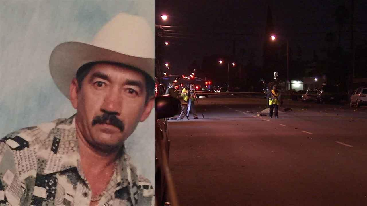 Rosendo Perez, 57, was killed in a hit-and-run near Cerritos and Dale avenues in Stanton Thursday, Feb. 25, 2016.