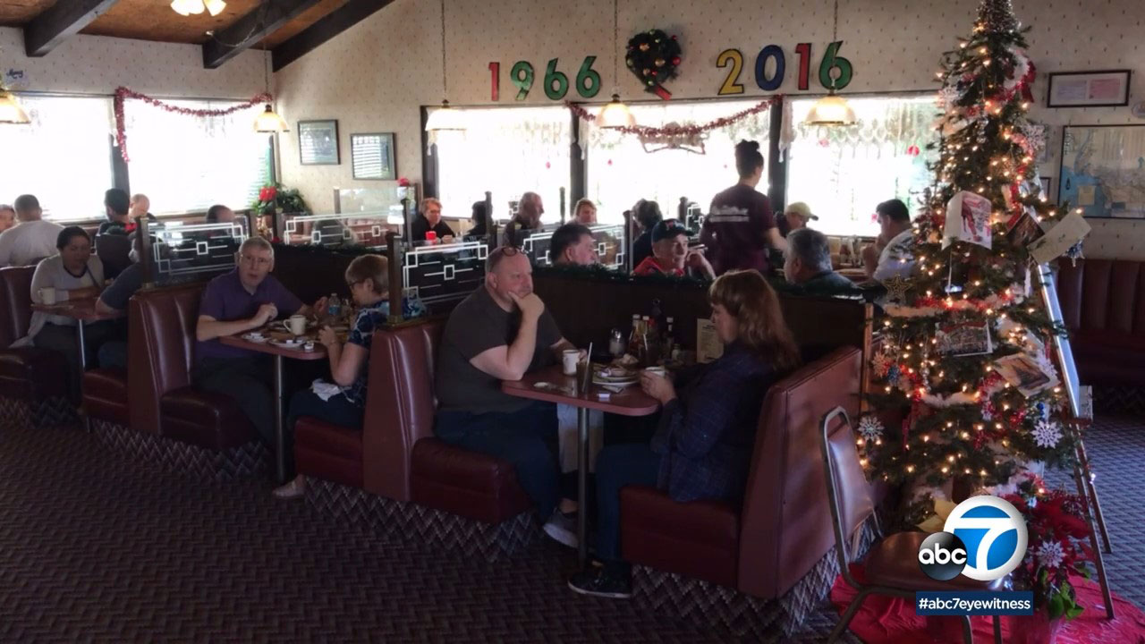 The Vagabond Coffee Shop in Ventura is closing its doors after 52 years.