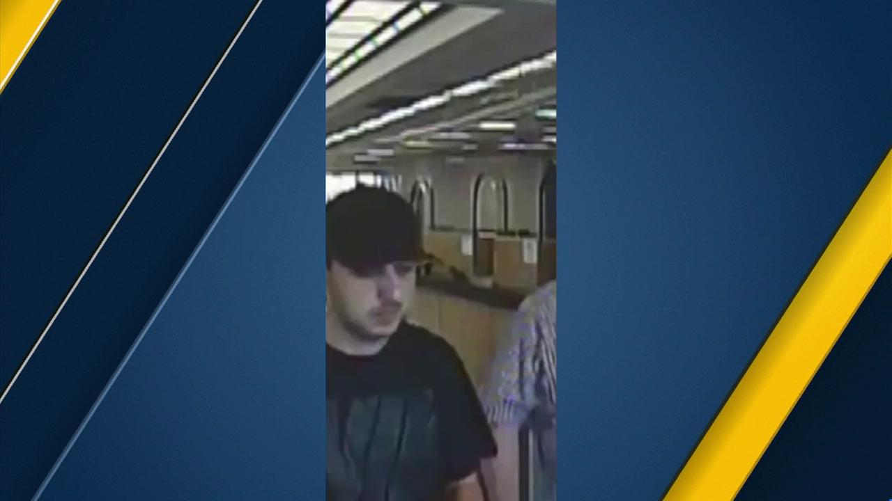 Police are asking the publics help finding a man who hit three LA-area Citibanks within one week.