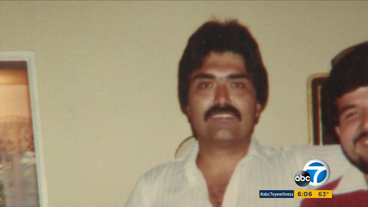 Victor Gallegos is seen in a photo provided by family.