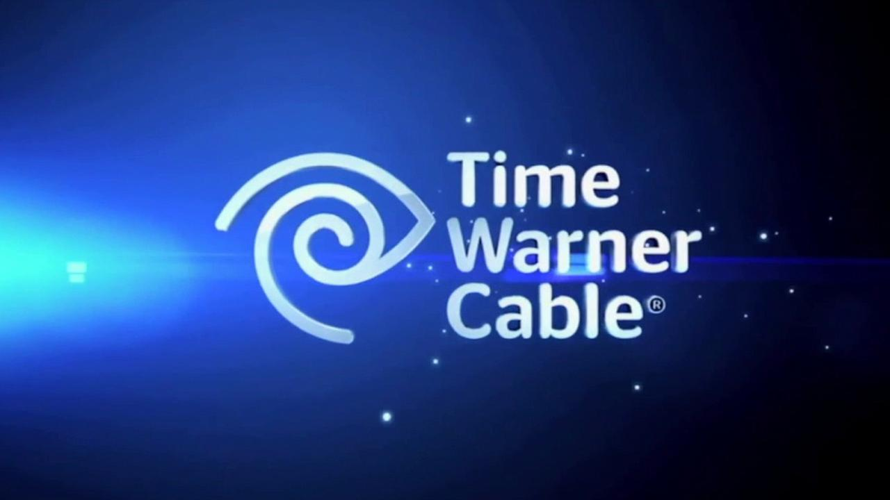 The Time Warner Cable logo is seen in this file image.