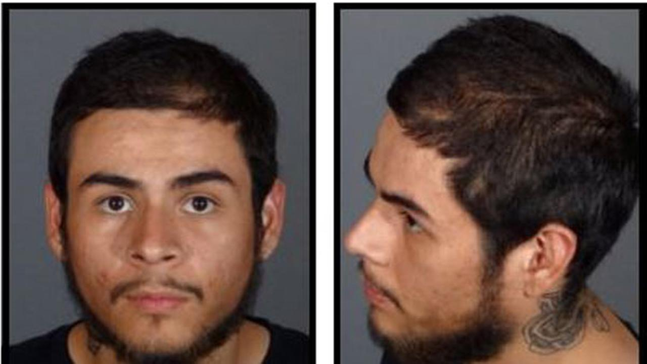 Bryan Rojas, 22, was arrested for a hit-and-run crash that killed two in South Gate.