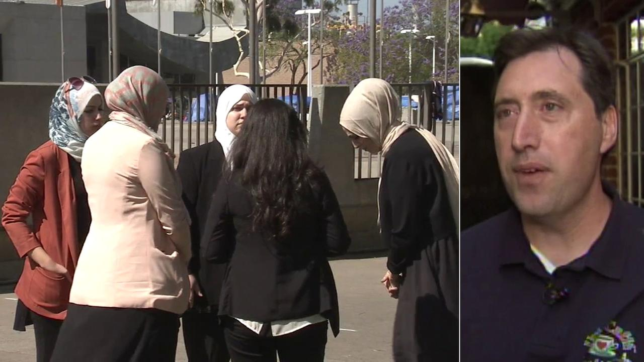 Urth Caffe in Laguna Beach is now countersuing a group of Muslim women who sued them for discrimination after they were asked to leave.